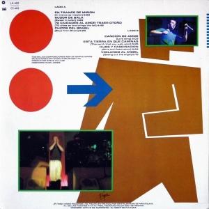Virgin Records | Mexico | LP | LA-483