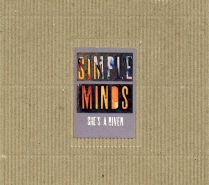 simple minds she'sariverUKCD1