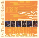 erasure - road to nashvilleUSCD+DVD