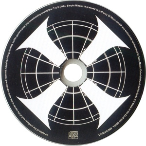 The disc itself