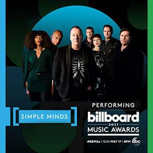 simple minds - billboard