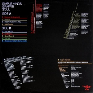simple minds - graffitisoulLPsleeve