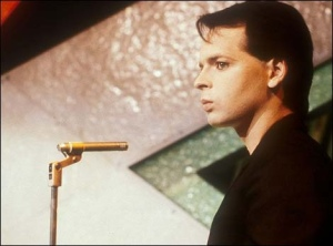 Gary Numan was the flashpoint for technopop in the UK