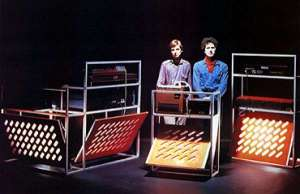 OMD in 1980: No sci-fi jumpsuits for these guys