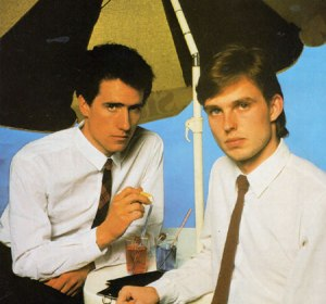 Bank clerks on top of the world: OMD in 1981
