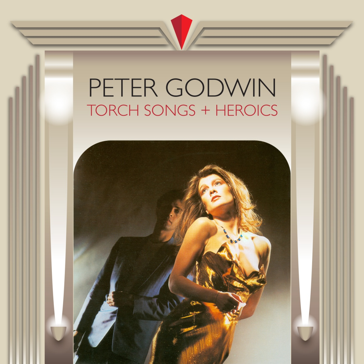 REVO Remastering: Peter Godwin – Torch Songs + Heroics [REVO 057]