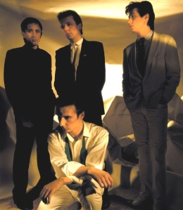 Ultravox ca. 1981: right place + time