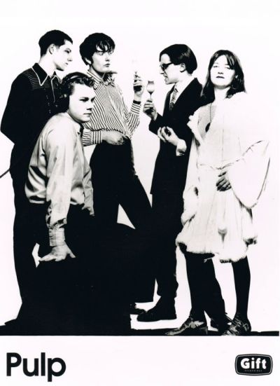 Pulp: The story begins in 1992 on Gift Records