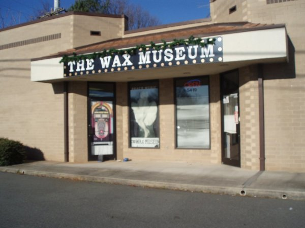 "The Wax Museum was a haven of 7"" singles"