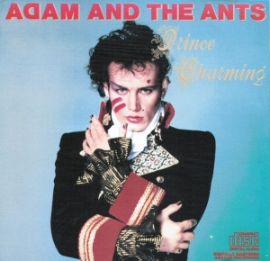 Adam + The Ants - Prince Charming cover