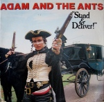 adam + the ants - stand+deliverUK7A