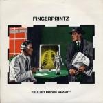 fingerprintz bulletproof heart cover art