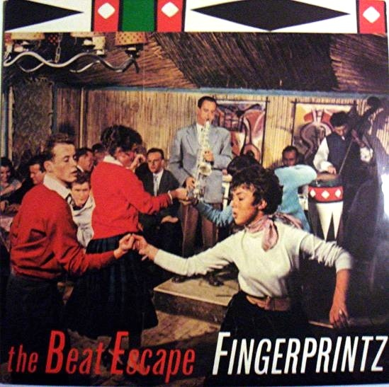 fingerprints the beat escape cover art
