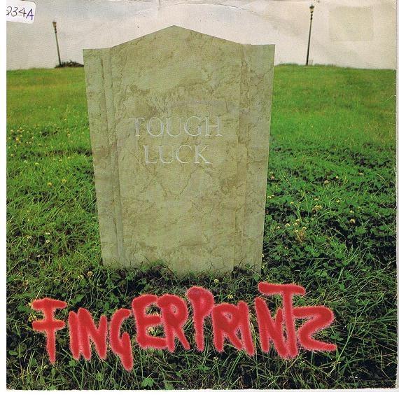 fingerprintz tough luck cover art