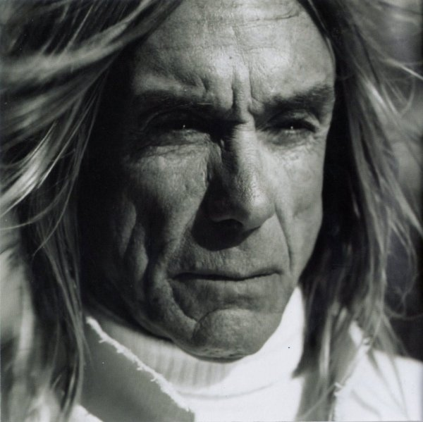Iggy Pop or Clint Eastwood? ©2012 Guillaume Le Grontec