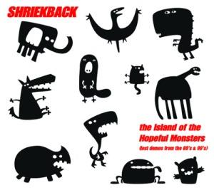 Shriekback | UK | CD | 2015