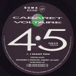 cabaret voltaire - iwantyouA