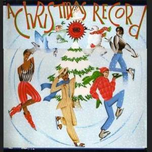 ZE Christmas Record 1982 edition cover art
