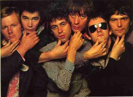 The Rats ca. 1978