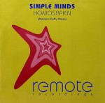 simple minds - homosapienUK12A