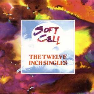 """soft cell the 12"""" singles CD cover"""