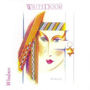 White Door - windows CD cover