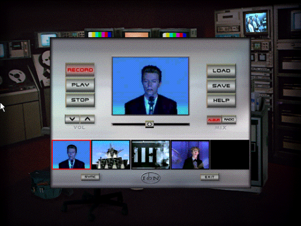 The video suite was a glimpse into the future of non-linear editing.