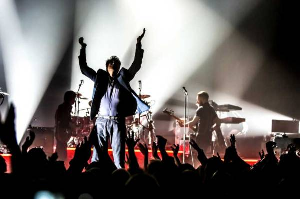 """Raise your hands, Brethren!"" Bryan Ferry on 2014 Avonmore tour"