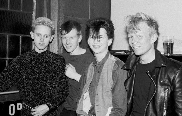 Depeche Mode ® 1981 Fin Serck-Hanssen