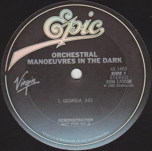 """Epic   USP   12""""   1981   AS 1403"""