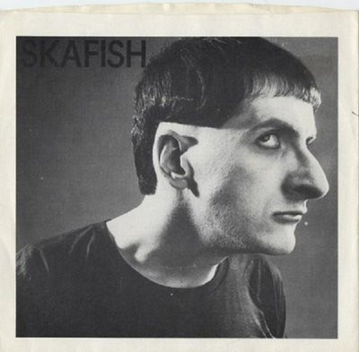 "skafish obsessions of you UK 7"" single"