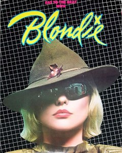 blondie---eattothebeatposter