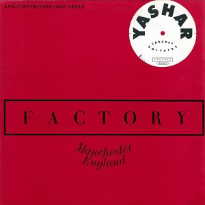 Factory Records | UK | 12 | 1982 | FAC 82