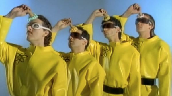In 1985, Weird Al's DEVO pastiche took our breath away