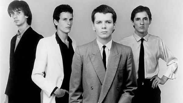 Icehouse ca. 1981 - the thin tie years