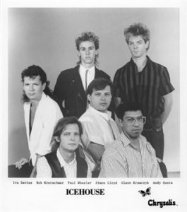 Icehouse ca. 1985