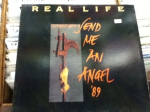 This was the 1989 cover of the LP…