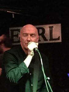 Midge Ure @ The Earl. All photos - Ms. Monk