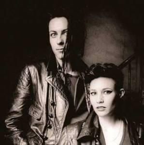 L-R: Spatz + Mona Soyoc