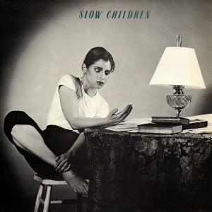 slow children UK album cover art