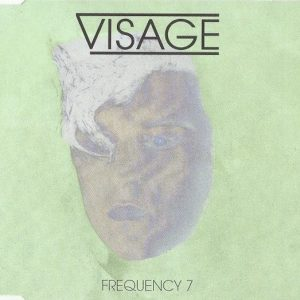 visage frequency 7 reissue CD cover