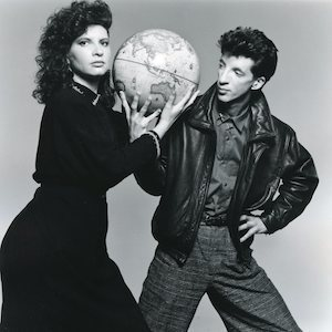 Martha Johnson + Mark Gane [M+M] ca. 1986