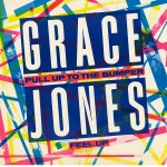 grace jones - pull up to the bumper cover art