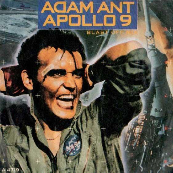 Adam ant singles
