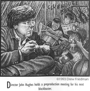 John Hughes + executive board