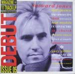 debut magazine #6 cover art