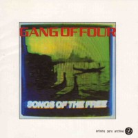 Record Review: Gang Of Four - Songs Of The Free DLX RM