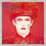 "visage visage 12"" single cover"