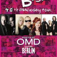 OMD Make Another Summer Shed Tour - This Time With B-52s + Berlin