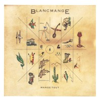 Record Review:  Blancmange - Mange Tout